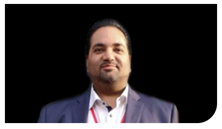 Shujah Farooq – Manager EMEA